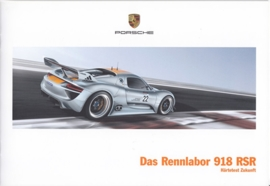 918 RSR brochure, 12 pages, 01/2011, German
