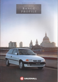 Program all models brochure, 64 pages, English language, V7363, 10-1993, UK