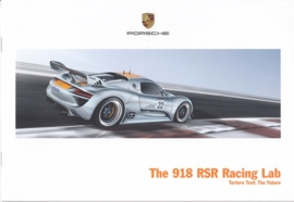 918 RSR brochure, 12 pages, 01/2011, English