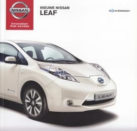 Leaf brochure, 28 pages, 05/2013, Dutch language