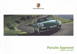 Approved occasions brochure, 20 pages, 06/2011, German language