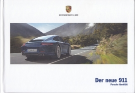 911 Carrera (991), 126 pages, 05/2011, hard covers, German