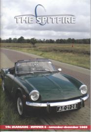 The Spitfire club magazine,  A5-size, 52 pages, Dutch language, issue 6 (2009)