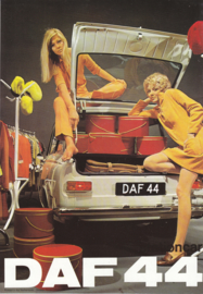 44 & 55 Stationcar Variomatic brochure, 16 pages, 02/69, Dutch language