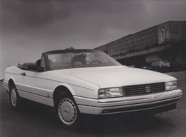 Cadillac Allanté Convertible (USA, 1987)