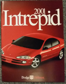 Intrepid brochure, 30 large pages, 07/2000, English language, USA