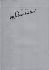 Mini Silverbullet 1300 brochure, 4 pages, German language, 9/1995