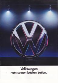 Program brochure, 24 pages,  A4-size, German language, 09/1989