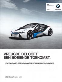 Program 2010 brochure, 16 pages, 1/2010, Dutch language, Belgium
