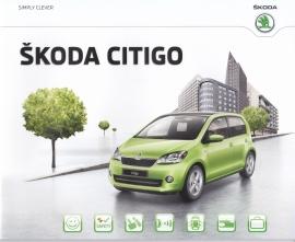 Citigo brochure, 28 pages, Dutch language, 03/2015