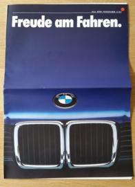 Program 1988 brochure, 16 pages, A3-size, 2/1987, German language