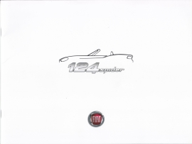 124 Spider brochure, 18 pages (A4), 02/2016, German language