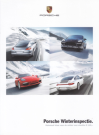Winter Inspection brochure, 8 pages, 2010/2011, Dutch language