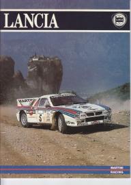 Autosport History brochure, A4-size, 28 pages, 1983, Dutch language