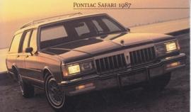 Safari Wagon, 1987, standard-size, USA