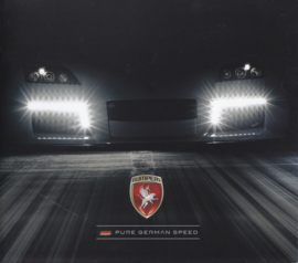 Gumpert Apollo / S / R brochure, 24 pages, 8/2011, English language