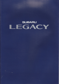 Legacy brochure, 38 pages, Dutch language, 1991