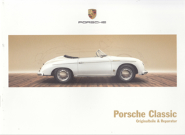 Classic brochure, 16 pages, 01/17, German