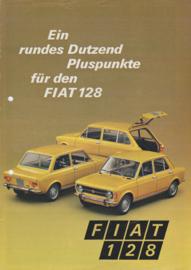 128 brochure, 8 pages, 11/1970, German language