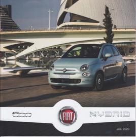 500 Hybrid brochure, 28 pages, 07/2020, Dutch language
