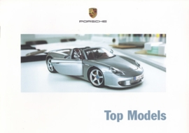 Selection - Toys & Scale Models - brochure, 36 pages, 08/2004, German language