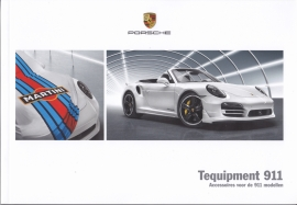 911 Tequipment, 88 pages, 04/2015, WSL7 1601 0007 91, Dutch