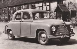 Standard 1951, Spanjersberg, Car museum Driebergen, date 363, # 51