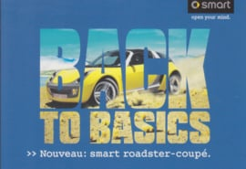 Roadster postcard,  DIN A6, about 2005, French language, Boomerang Belgium