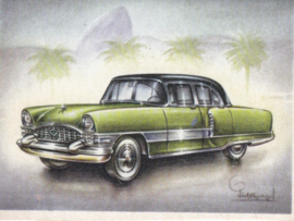 Packard Patrician 1955, Full Speed, Dutch language, # 105