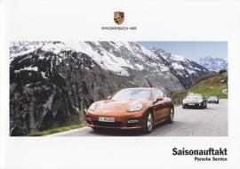 Spring Awakening brochure, 24 pages, 02/2010, German language