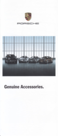 Accessories brochure 2009, 6 small pages, MKT 001 145 08, USA, English