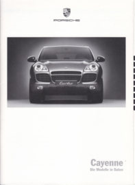 Cayenne pricelist, 50 pages, 08/2002, German