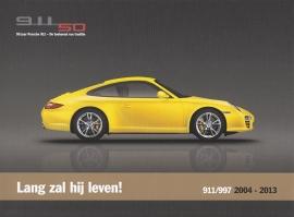 911 (997) 2004-2013, A5-size postcard, 2013, Dutch