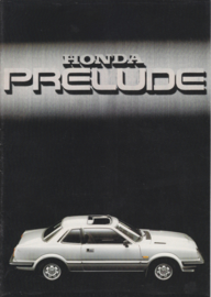 Prelude brochure, 18 pages, A4-size, Dutch, about 1978
