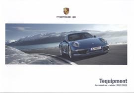 Tequipment Winter brochure, 24 pages, 09/2012, Dutch language