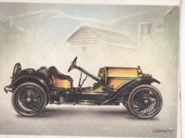 Stutz Bearcat Roadster 1914, Full Speed, Dutch language, # 33