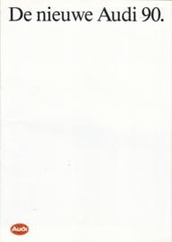 90 brochure, 8 pages, 05/1987, Dutch language