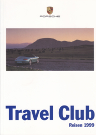 Travel Club 1999 brochure, 72 pages, 08/1998, German language