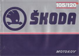 Program 105/120 4-Door brochure, 6 pages, German language, 1984