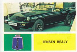 Jensen Healey Convertible, 4 languages, # 94