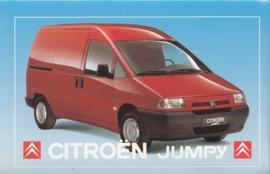 Citroen Jumpy, sticker, 15 x 10 cm