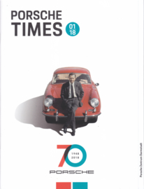 Porsche Times magazine, # 1-2018, 20 pages, PC Darmstadt