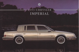 Imperial, US postcard, continental size, 1993