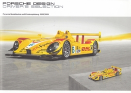 Selection - Toys & Scale Models - brochure, 48 pages, 08/2008, German language