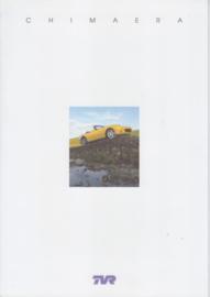 Chimaera 4.0/4.5/5.0 brochure, 6 pages, English language, about 1998 *