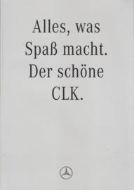 CLK brochure. 6 pages, 05/1997, German language