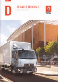 Distribution truck brochure, 44 pages, 1/2019, Dutch language