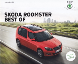 Roomster Best Of brochure, 16 pages, German language, 2015