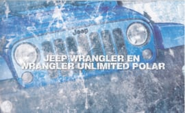 Wrangler Polar brochure, 12 pages, about 2014, Dutch language (Belgium)