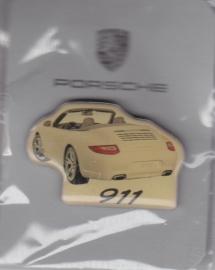Porsche 911 Cabriolet pin